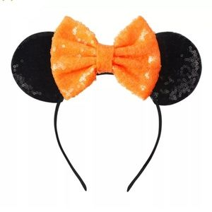 Minnie Mouse Halloween Ears